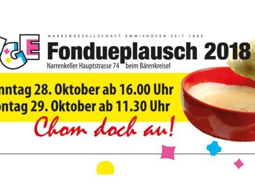 Fondueplausch